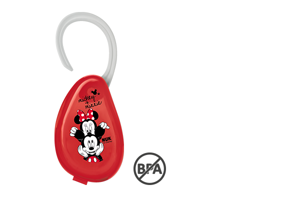 [Translate to Italian:] NUK Disney Mickey Schnullerbox