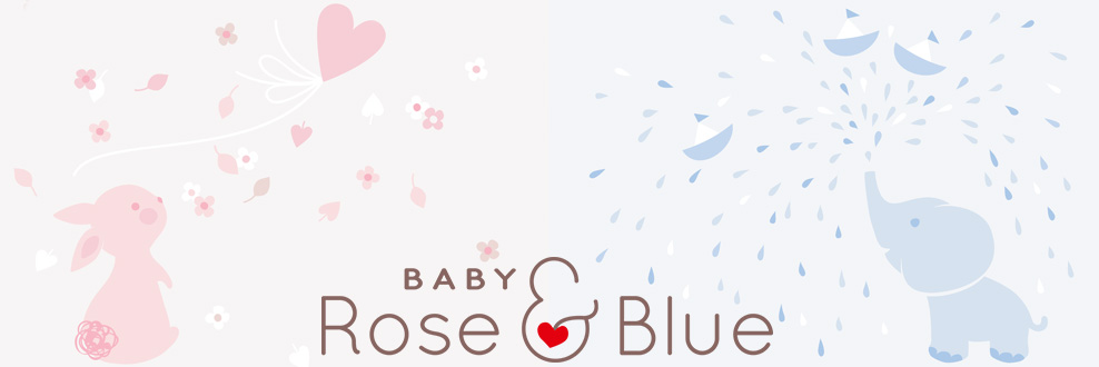 Baby Rose and Blue trendline