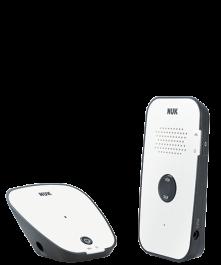 Baby Monitor NUK Eco Control Audio 500