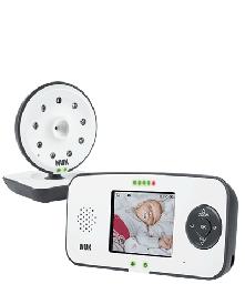 NUK Eco Control Video Display 550VD Baby Monitor