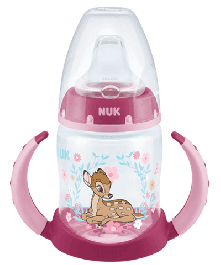 NUK Disney Classics Bevimpara First Choice 150ml con beccuccio