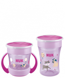 NUK Magic Cup Duo Set