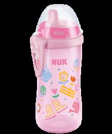 NUK Kiddy Cup con beccuccio 300ml