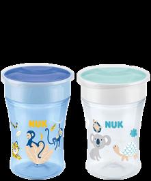 NUK Magic Cup Promo Set