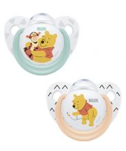 Succhietto NUK Trendline Disney Winnie the Pooh in Silicone