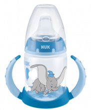 NUK Disney Classics First Choice Bevimpara 150ml con Temperature Control