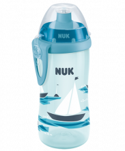 Junior Cup NUK 300ml con Beccuccio Push-Pull