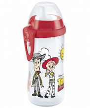 NUK Disney Pixar Toy Story Kiddy Cup 300ml con beccuccio