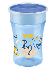 NUK Magic Cup 230 ml con speciale bordo