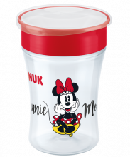NUK Magic Cup Disney Mickey Mouse 230ml con cappuccio