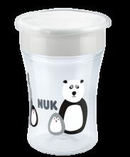 NUK Monochrome Animals Magic Cup 230ml