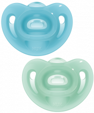 NUK Succhietto Sensitive Silicone