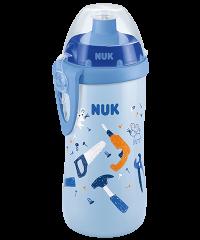NUK Junior Cup con Beccuccio Push-Pull 300ml