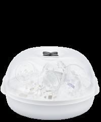 Micro Express NUK Sterilizzatore a Vapore per Microonde